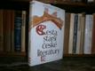 Cesta starší české literatury