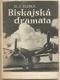 BISKAJSKÁ DRAMATA.  1945. Knihovnička odvahy. Foto E. STEIN. /letci/2. světová válka/historie/