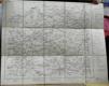 Severní  a střední Čechy - schematická silniční mapa 1:300.000