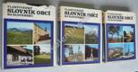Vlastivedný slovník obcí na Slovensku I+II+III