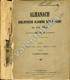 Almanach král. hlav. města Prahy na rok 1906