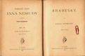 Sebrané spisy J.Nerudy IV. Arabesky