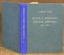 Studie a vzpomínky českého sběratele (1907 - 1920)