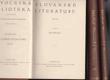 Novočeská bibliotéka, Slovanské literatury