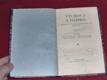 Výchova a vojsko část IV. 1921