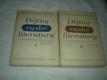 Dějiny ruské literatury I.-II.