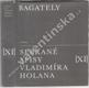Sebrané spisy, sv. XI.: Bagately