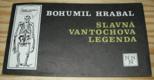 Slavná Vantochova legenda