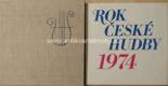 Rok české hudby 1974 (3 x deska + kniha)