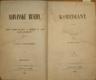 Komediant. Román I.-II. (1 svazek, 1. vydání!)