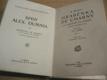 Hraběnka de Charny I. díl. Paměti lékařovy XI. (1924