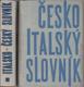 Česko-italský a Italsko-český slovník