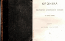 Kronika politických a kulturních událostí v roce 1899