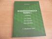 Mikroekonomická teorie I. Cvičebnice