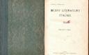 Dějiny literatury italské I. + II.
