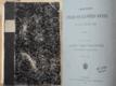Dějiny vědy politické se zřetelem k mravovědě- díl II. 1896