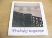 Pražské imprese fotografická publikace