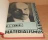 V.I.Lenin: Materialismus a empiriokriticismus