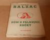 Honoré de Balzac: Dům u pálkující kočky - obálka František Tichý