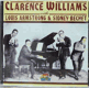 CD Clarence Williams with Louis Armstrong & Sidney Bechet