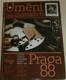 Praga 88, Umění na známkách