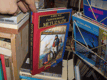 Červenomodrý Metuzalém - plátěná