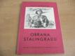 Obrana Stalingradu