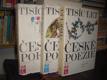 Tisíc let české poezie (3 svazky)