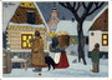 Lada Josef - zimní motiv 15