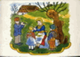Lada Josef - velikonoční motiv 2