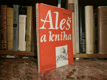 Mikoláš Aleš a kniha - katalog výstavy