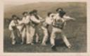 Hra na jastraba - chlapci v krojích, Gemerská župa