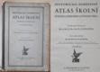 Historicko-zeměpisný atlas školní 1938