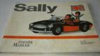 Sally tvá kamarádka z Anglie