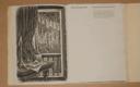 Konstantin Paustovskij: Noční dostavník - litografie Cyril Bouda