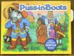 Puss in Boots - kniha s prostorovými ilustracemi
