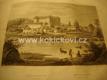 Starožitnosti a památky země České - ocelorytiny 1860 díl 1