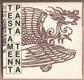 TESTAMENT PANA TENA. 1987. /čína/čínská kuchyně/