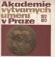 Akademie výtvarných umění v Praze 1972-1973
