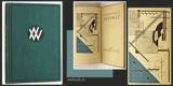 AKROBAT. 1927. 1. vyd. Vazba, frontispis a úprava VÍT OBRTEL. Čísl. ex. 114/200 na papíře Japan Banzay.