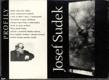 Profily - Soubor 12 pohlednic / set of 12 postcards Josef Sudek