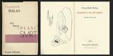 KOHOUT PLAŠÍ SMRT. 1930. 1. vyd. Ilustrace ŠTYRSKÝ a TOYEN, obálka VÍT OBRTEL. Edice Plejada sv. 11./poesie/