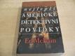Nejlepší americké detektivní povídky jako nov
