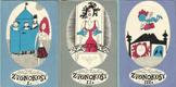 Zvonokosy I.-III. (v troch knihách)