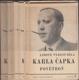 Lidové vydání díla Karla Čapka Povětroň