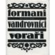 Formani / vandrovníci / voraři