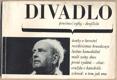 DIVADLO. Prosinec. 1969. (20. ročník). - dvojčíslo. 1969. Obálka LIBOR FÁRA. Foto JASANSKÝ. /Eliot/Schmid/Brook/.