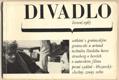 DIVADLO. Červen. 1967. (18. ročník). 1967. Obálka LIBOR FÁRA. Foto GOODE, HILL. /Březovský/