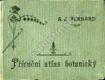 Příruční atlas botanický