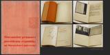 BENEŠ - Slavnostní promoce presidenta republiky Dra Edvarda Beneše 1937. Masarykova universita. Obálka, frontispis (portrét E.B.) a grafická úprava ED. MILÉN. /podpis/